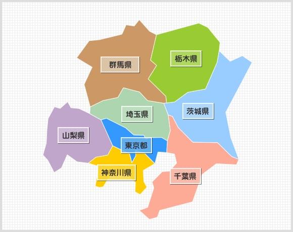 東京ガスの電気を利用できるエリア