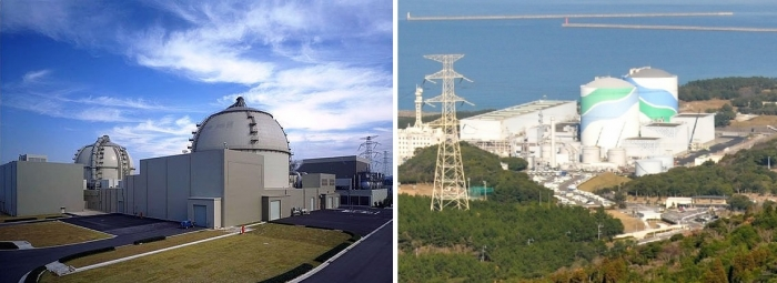 原子力発電所が多いエリア